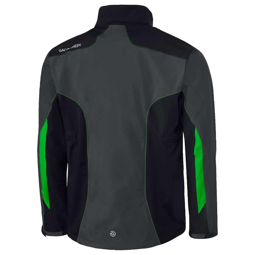 100% authentic 5d34f 47030 Galvin Green GORE-TEX® Regenjacke ANGELO (iron/black/green