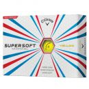 Callaway Supersoft (12 Stk.) yellow