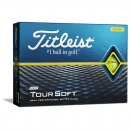 Titleist Tour Soft (12 Stk.) yellow