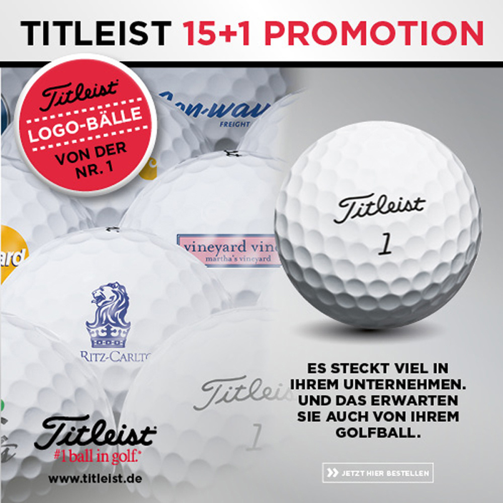 Titleist Logoball Promotion