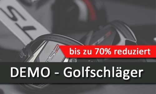 Demo-Golfschläger Angebote