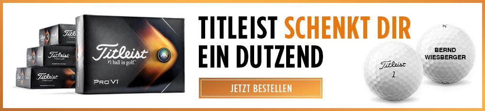 Titleist 3+1 Promotion