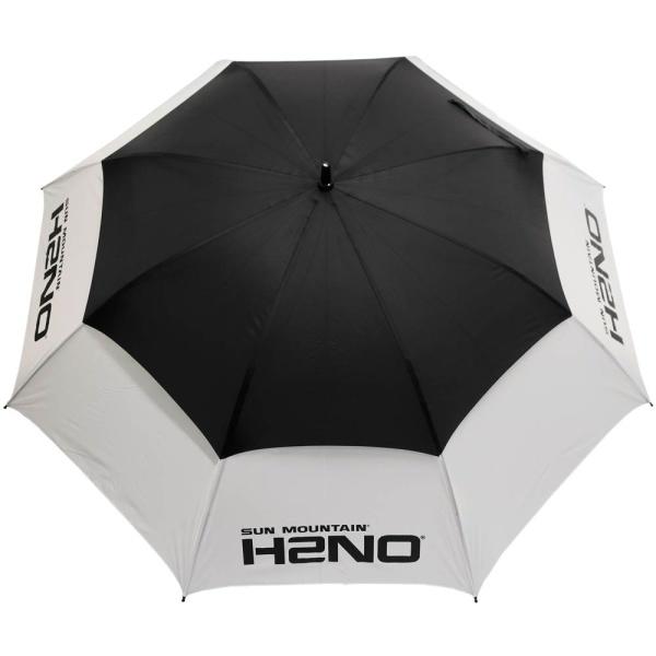 Sun Mountain H2NO Golfschirm (black/white)