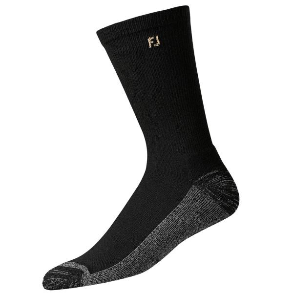 FootJoy ProDry Men´s Crew Golfsocken (black) Gr. 39-46