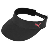 Puma Cat Performance Visor (black/raspberry)