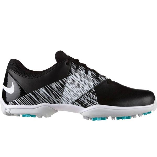 Nike Delight V Lea (black/white)