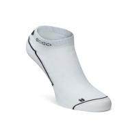 Ecco Golf Socken Herren kurz (weiß/schwarz)