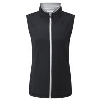 FootJoy Fullzip Knit Vest (black)