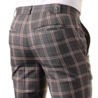 FootJoy Performance Plaid Athletic Trouser -...