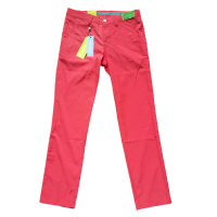 Alberto Rookie Water Repellent - regular slim fit (red 350)