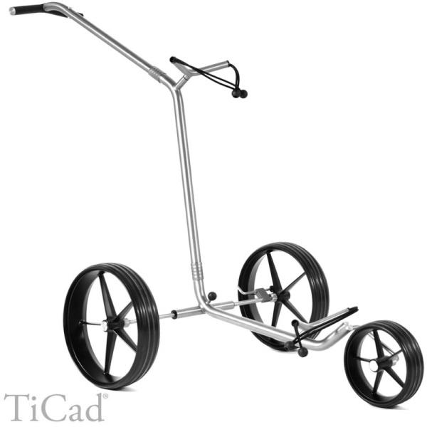 TiCad Andante (mit GFK Rädern)