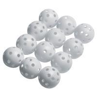 Silverline Luftbälle (12 Stück) weiß