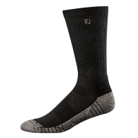 FootJoy TechSof Tour Crew Herren Golfsocken (black) Gr....