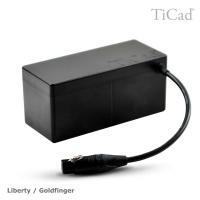 TiCad Li-Ion Ersatzakku
