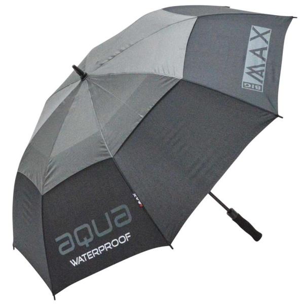 BigMax i-Dry AQUA Schirm (black/graphite)