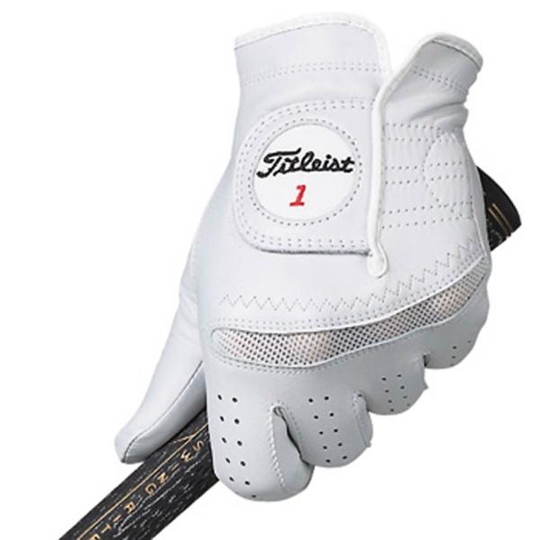 Titleist Perma-Soft Golfhandschuh Damen (weiß)