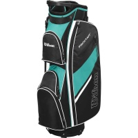 Wilson Pro Staff Damen Cartbag (black/mint)