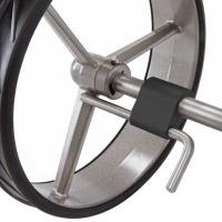 JuStar mechanische Bremse für JuStar Carbon Handwagen