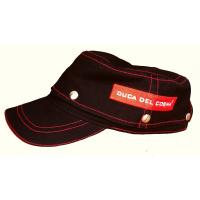 Duca del Cosma Snap Cap (black)