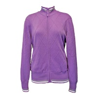 abacus Jigger wind stop sweater (purple)
