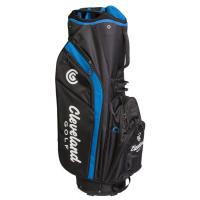 Cleveland Golf Cartbag 14 (black/blue)