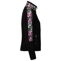 Daily Sports Lilian Cardigan Fleece Jacke (flowerprint)
