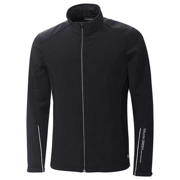 Galvin Green Branson GORE® WINDSTOPPER® Softshell-Jacke (black/white)