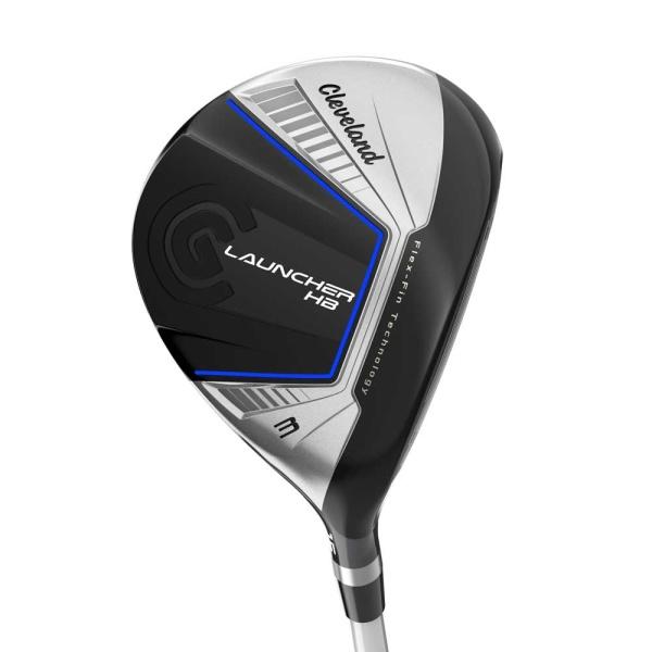 Cleveland Golf Launcher HB Damen Fairwayholz 5 (18°) (L-Flex) (RH) DEMO A