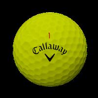 Callaway Chrome Soft Yellow (12 Stk.)