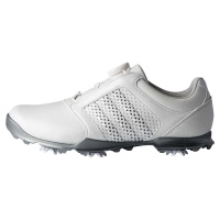 adidas adipure Boa (white/night metallic)