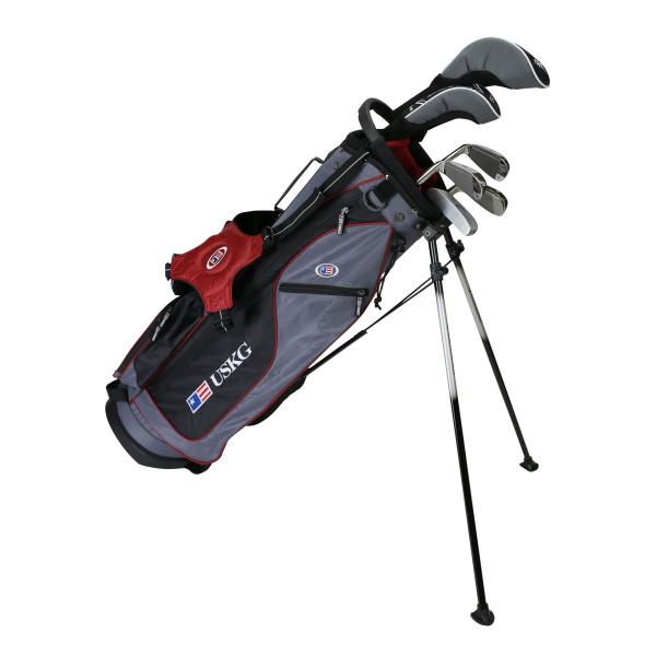U.S. Kids Golf Ultralight Series UL-60 7-Schläger Stand-Bag-Set (152-160 cm)