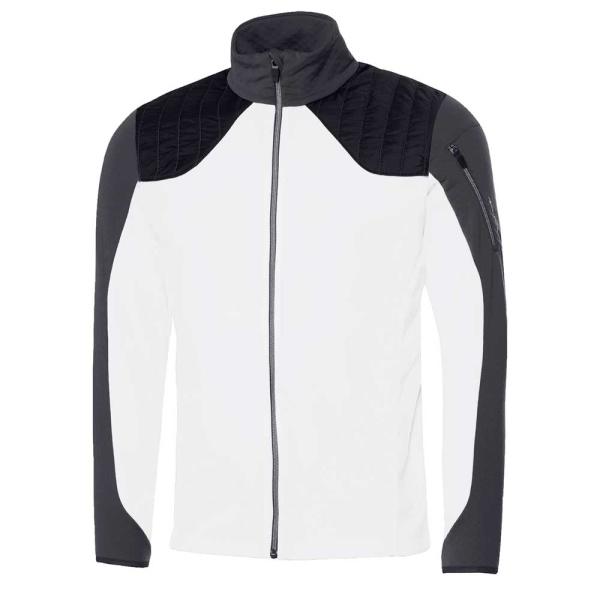 Galvin Green Jacke DAWSON (white/iron grey/black)