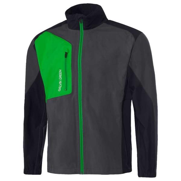 Galvin Green GORE-TEX® Regenjacke ANGELO (iron/black/green