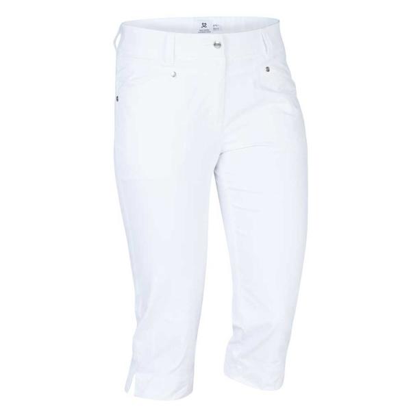 Daily Sports LYRIC Capri 74 cm lux-stretch (white)