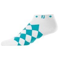 FootJoy Fashion karo Damen Socken