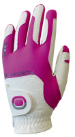ZOOM All Weather Handschuh Ladies (white/fuchsia)