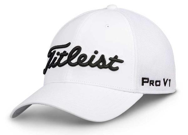Titleist Tour Sports Mesh Cap (white)