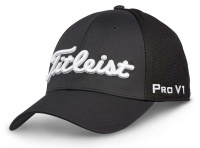 Titleist Tour Sports Mesh Cap (black)