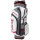 Srixon Performance Cartbag (white/grey/red)