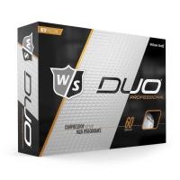 Wilson Staff Duo Professional (white) (12 Stk)