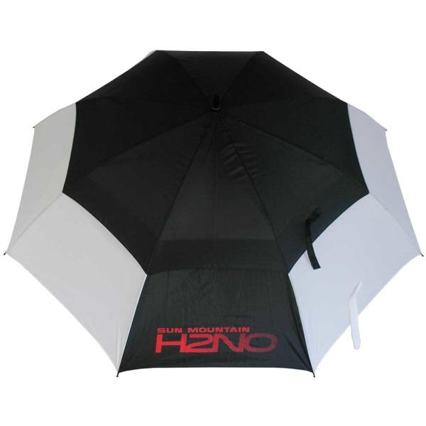 Sun Mountain H2NO Dual Canopy UV-Schirm (white/black)