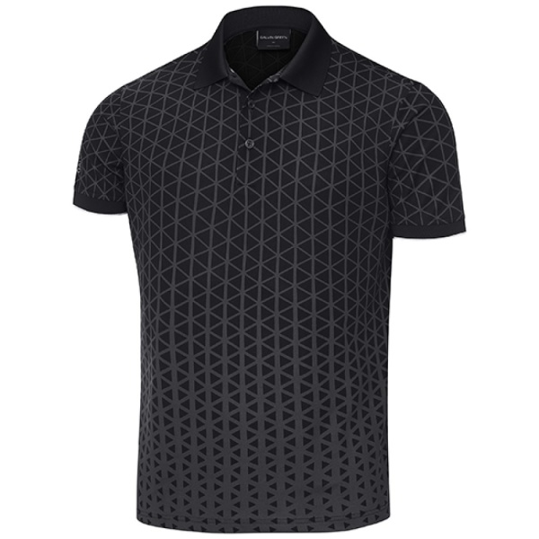 Galvin Green Polo MATT (carbon black/iron grey)