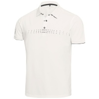 Galvin Green Polo MILO (Snow iron / grey black)