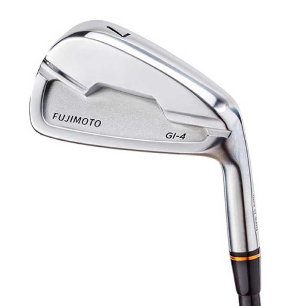 Fujimoto Golf GI-4 Eisen 5-PW (RH) mit Mitsubishi Bassara i50 Graphitschaft (R-Flex)