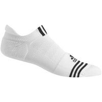 adidas Golf Performance No Show Socks (white)