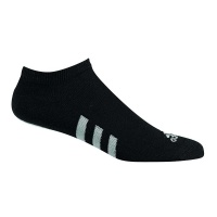 adidas Golf Performance No Show Socks (black)