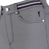 Golfino PT Revolution Print Trousers (navy)