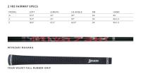 Srixon Z F85 Fairwayholz 5 (18°) Miyazaki Mahana (R-Flex) (RH) DEMO