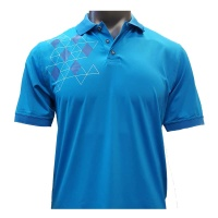 Backtee Polo Men (hellblau)