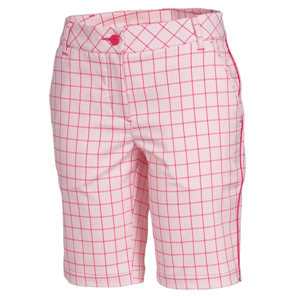Puma Pattern Tech Bermuda (white/raspberry)